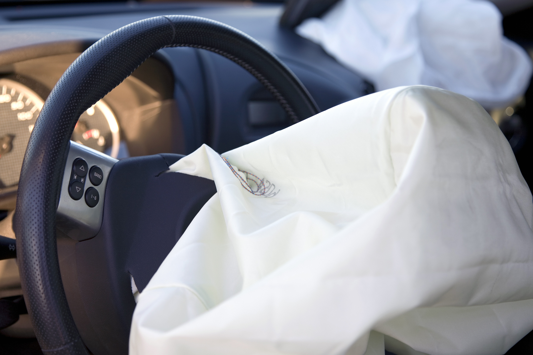 Did airbags make cars deadlier when they were introduced