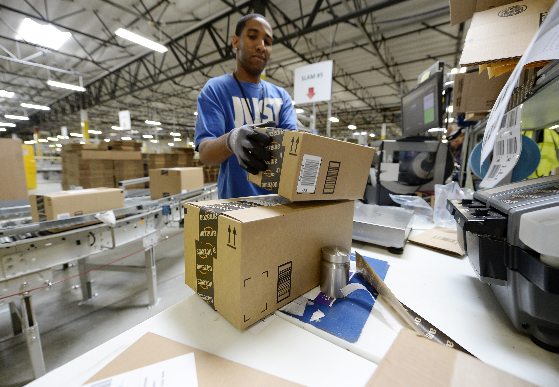 amazon delivery driver jobs baltimore
