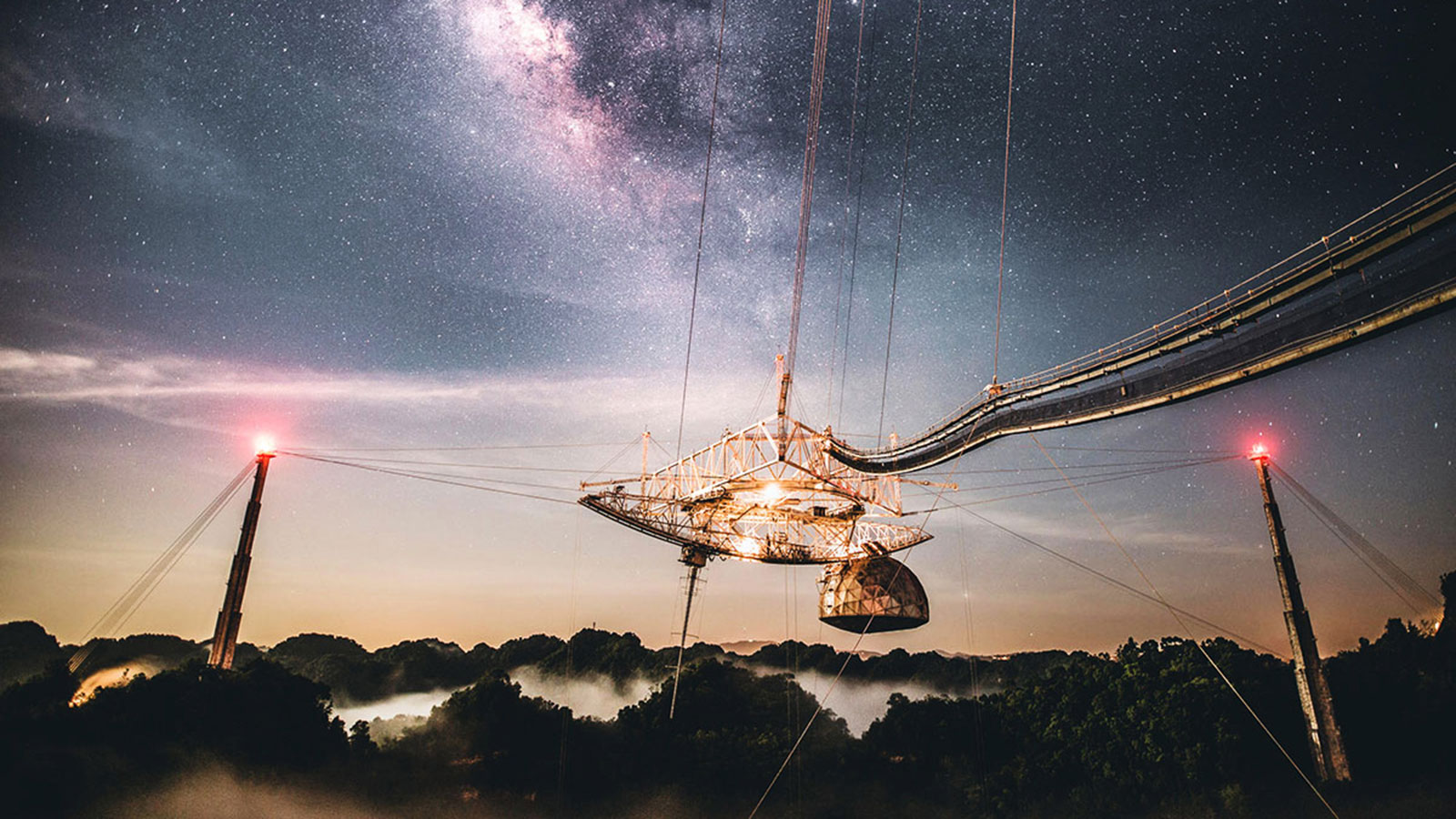 The End of the Arecibo Telescope Is a Huge Loss to Science thumbnail