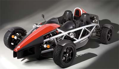 How the Ariel Atom Works   HowStuffWorks
