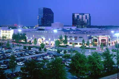 Lenox Square is a prime place for shopping in Atlanta.