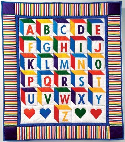 Baby Blocks Quilt Pattern.Baby Blocks Quilt Pattern Howstuffworks