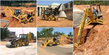 Why Are Backhoe Loaders So Popular? - How Caterpillar Backhoe