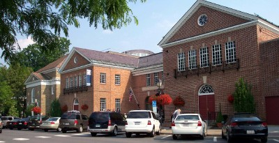 The National Baseball Hall of Fame in Cooperstown, NY