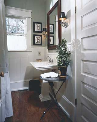 Bathroom Decorating Idea: French Provincial | HowStuffWorks