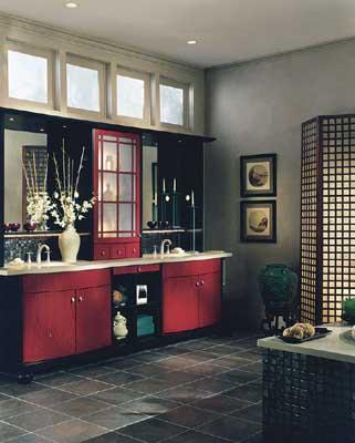 Far East Bath Bathroom Decorating