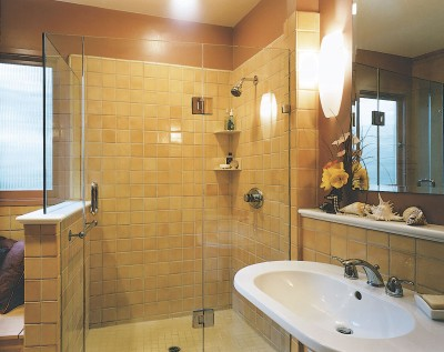 Bathroom Design Idea: Creating Warmth with Color | HowStuffWorks
