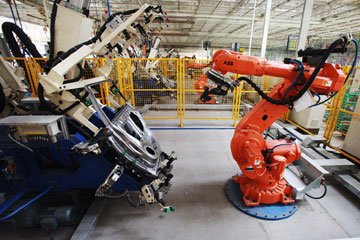 How Does Baxter Compare to Other Industrial Robots? - How