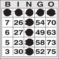 photo relating to Printable Bingo Patterns titled Sophisticated Bingo Insider secrets HowStuffWorks
