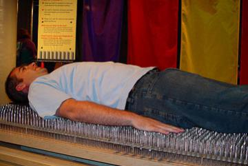 Lying On A Bed Of Nails Howstuffworks
