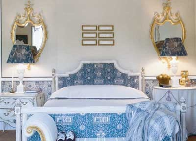 Traditional European Style Bedroom Bedroom Decorating Idea