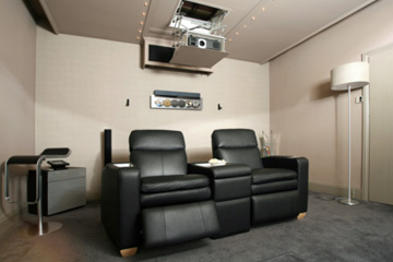 Turn A Bedroom Into Home Theater