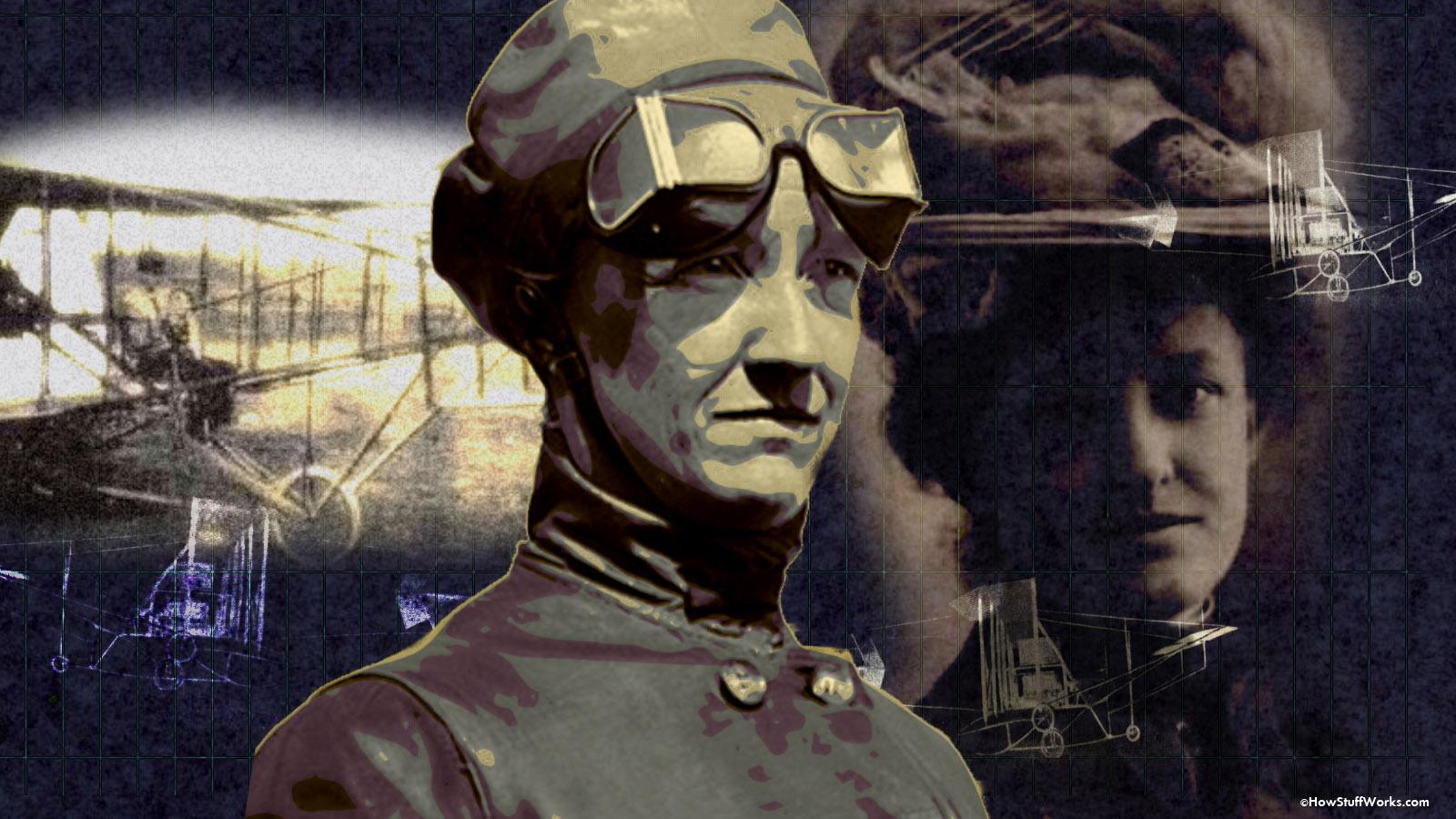 Before Earhart, There Was Aviation Trailblazer Bessica Raiche