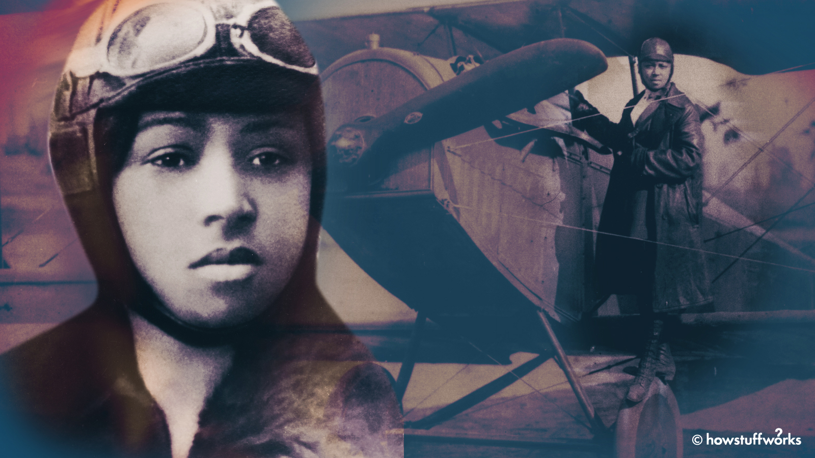 Bessie Coleman: America's First Black Female Aviatrix