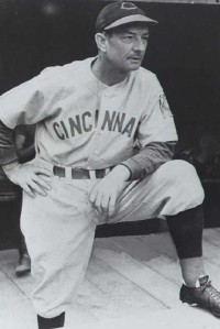 Bill McKechnie won pennants as a pilot with three different teams -- Pitssburgh, Cincinnati, and the St. Louis Cardinals.