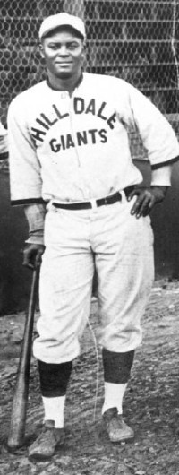 An outstanding defensive catcher, Mackey handled pitchers masterfully and owned a gun for an arm.
