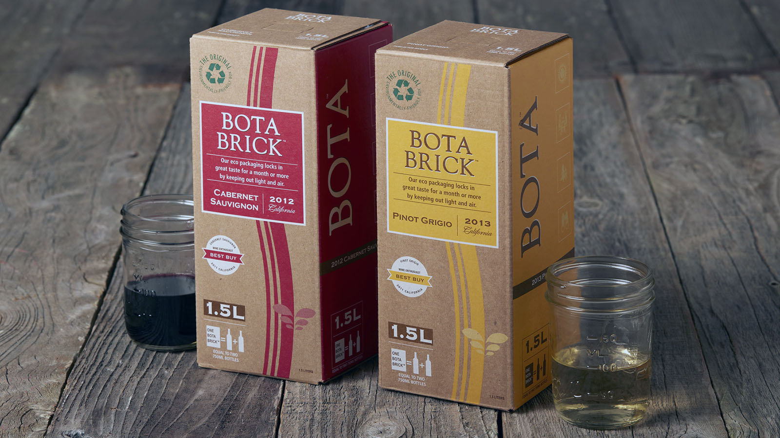 Get Over It! Boxed Wine Is Better Than Bottled