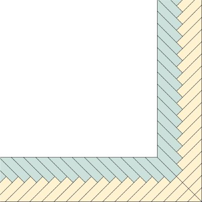 Braided Quilt Border Pattern | HowStuffWorks