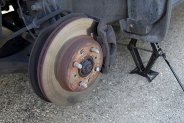 How Brake Cleaner Works