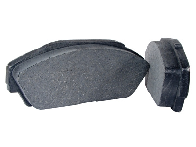 Car Brake Pads >> How Brake Pads Work Howstuffworks