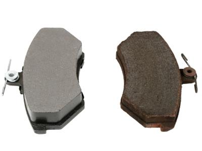 Car Brake Pads >> Metallic Brake Pads Howstuffworks