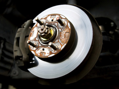 What Are Rotors On A Car >> How Brake Rotors Work Howstuffworks