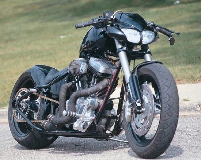 Buell Street Fighter Chopper Pictures | HowStuffWorks