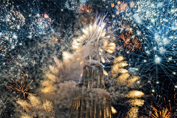 6192a6e01072 How do fireworks explode in specific shapes? | HowStuffWorks