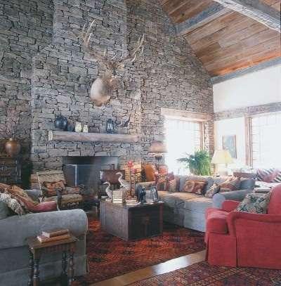 Cabin Decor Idea: Mod Lodge | HowStuffWorks