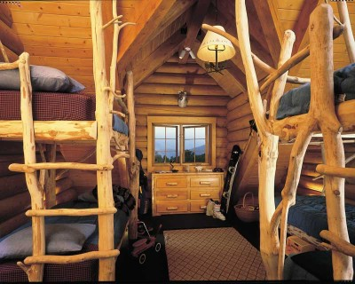 Sweet Dreams Campers Cabin Decor