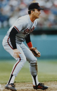 In 1990, Ripken began a different kind of streak: a major-league record 95 consecutive errorless games at shortstop.