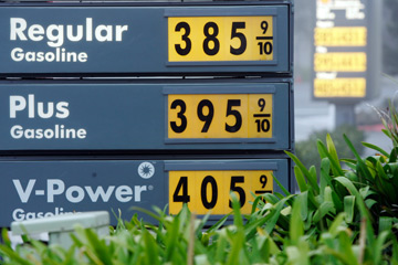 Shell Gas Station Prices Near Me >> Finding The Current Gas Price Howstuffworks