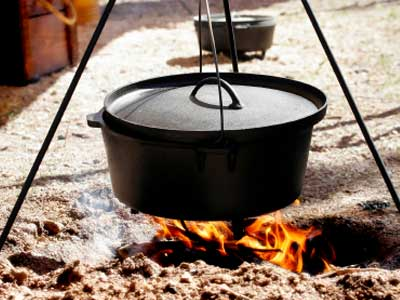 Ultimate Guide To Campfire Cooking Howstuffworks