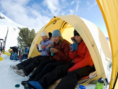 Camp Like a Cold-Weather Pro