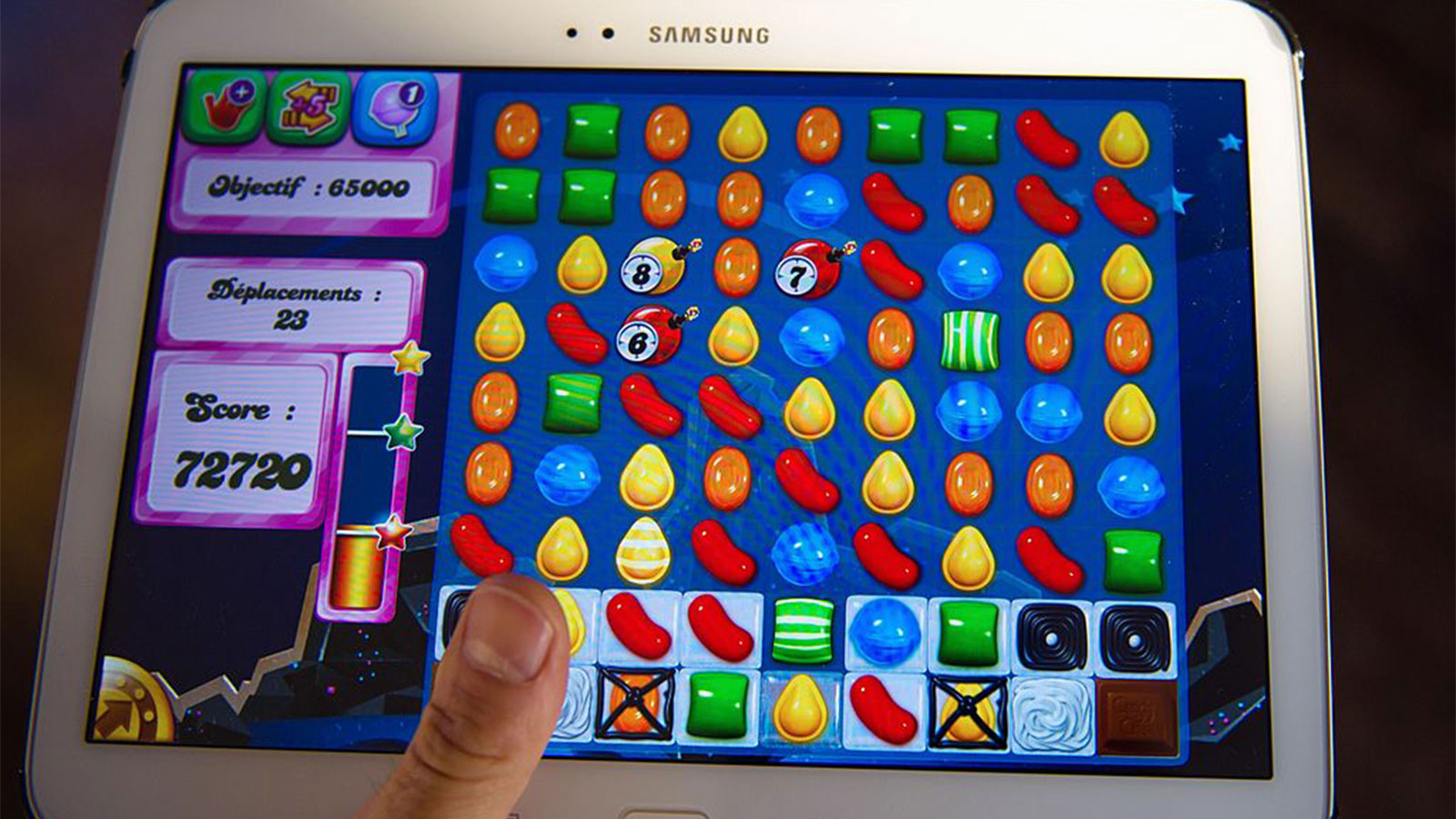 The Candy Crush Quiz