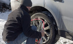 3: Invest in Snow Chains - 5 Things You Can Do to Make Your