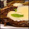 Caramelized Treviso with Taleggio Cheese