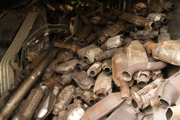 What Is A Cadillac Converter >> How Long Does A Catalytic Converter Last Howstuffworks
