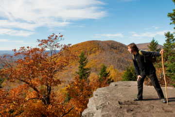 Catskill Mountains Hiking Challenging to Difficult Hiking