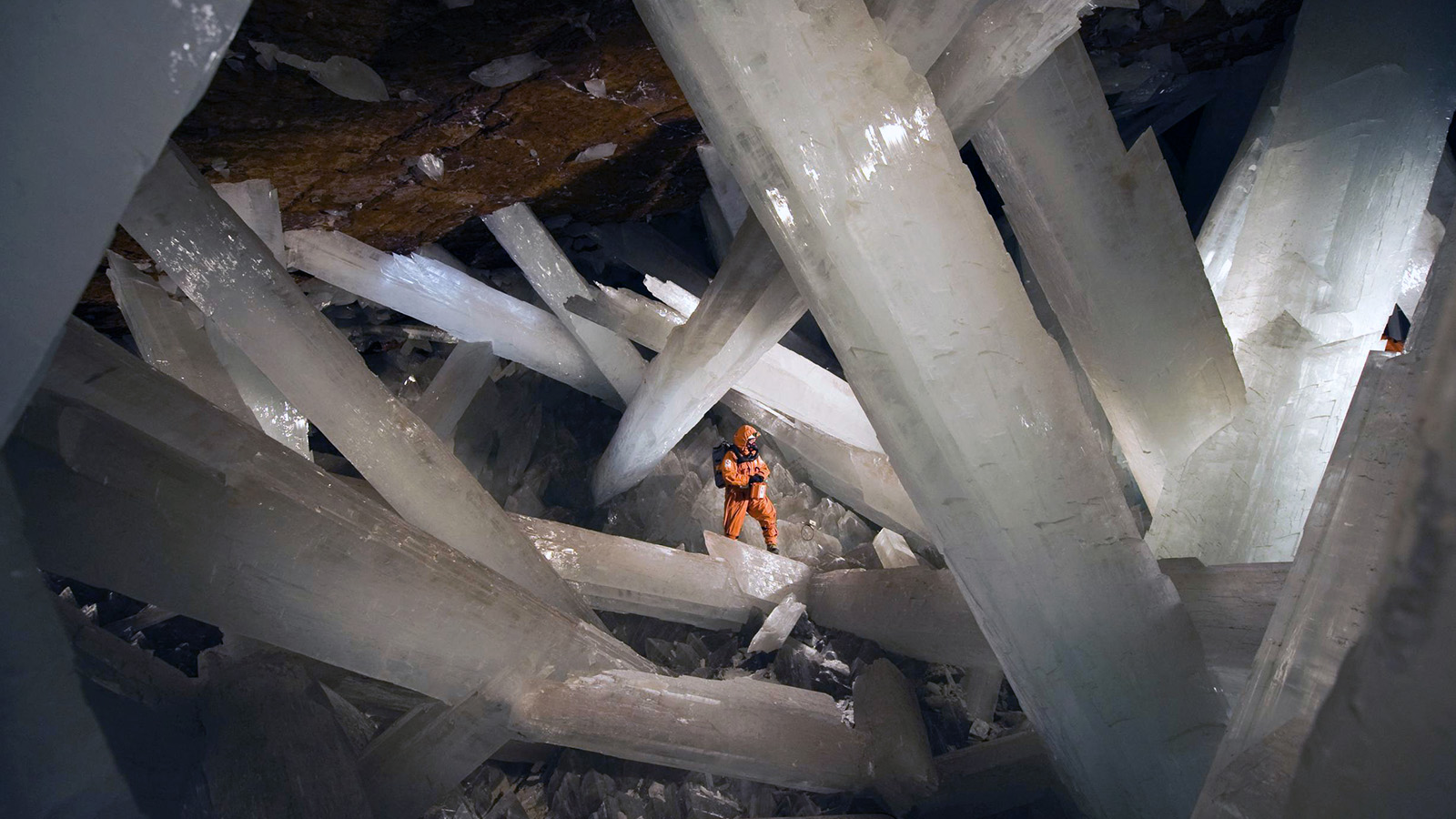 Naica Selenite Mexico CAVE OF CRYSTALS LOT OF 2 Mine Closed CLOSEOUT!!