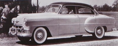 1953 Chevrolet Two-Ten