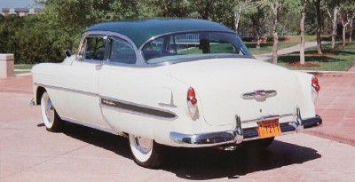1953 Chevrolet Bel Air Coupe