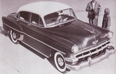 1953 Chevrolet Two-Ten Sedan
