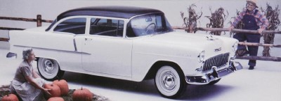 1955 Chevrolet Two-Ten Club Coupe