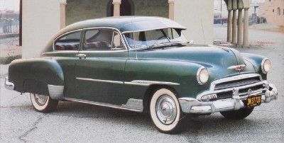Chevrolet Fleetline DeLuxe Sedan