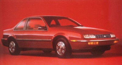 1988 Chevrolet Beretta base model