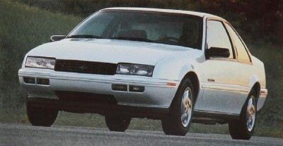 1992 Chevrolet Beretta base model