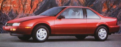 1995 Chevrolet Beretta base model