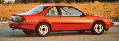 1989 Chevrolet Beretta base model