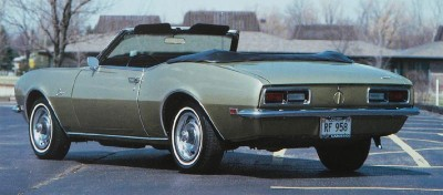 1968 Chevrolet Camaro   HowStuffWorks